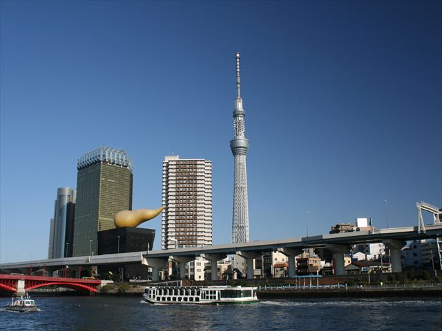 東京スカイツリー(イメージ)  (C)TOKYO-SKYTREE