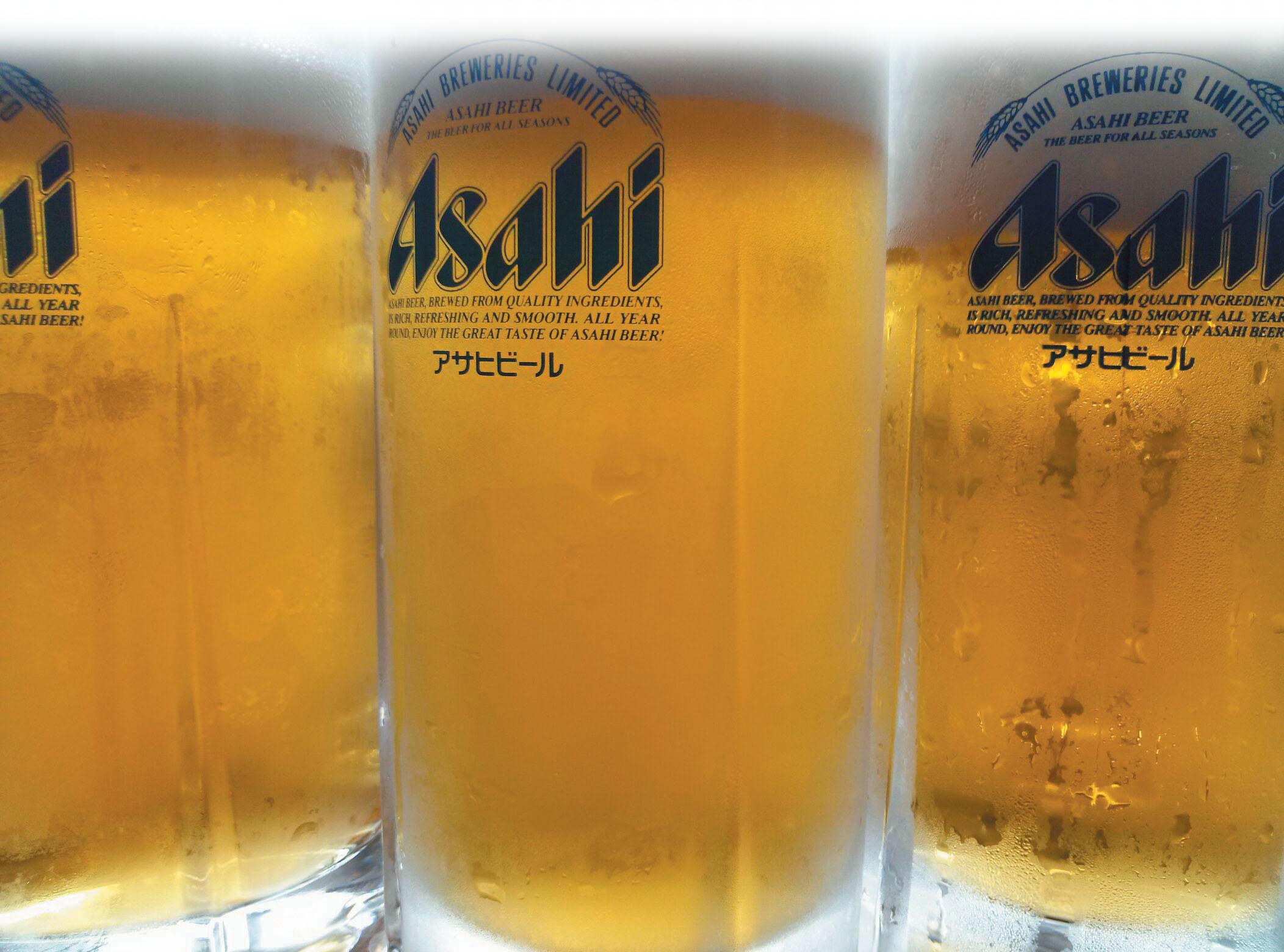 生ビール・日本酒・チューハイも飲み放題(イメージ)