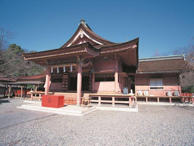 富士山本宮浅間大社 画像提供:静岡県観光協会