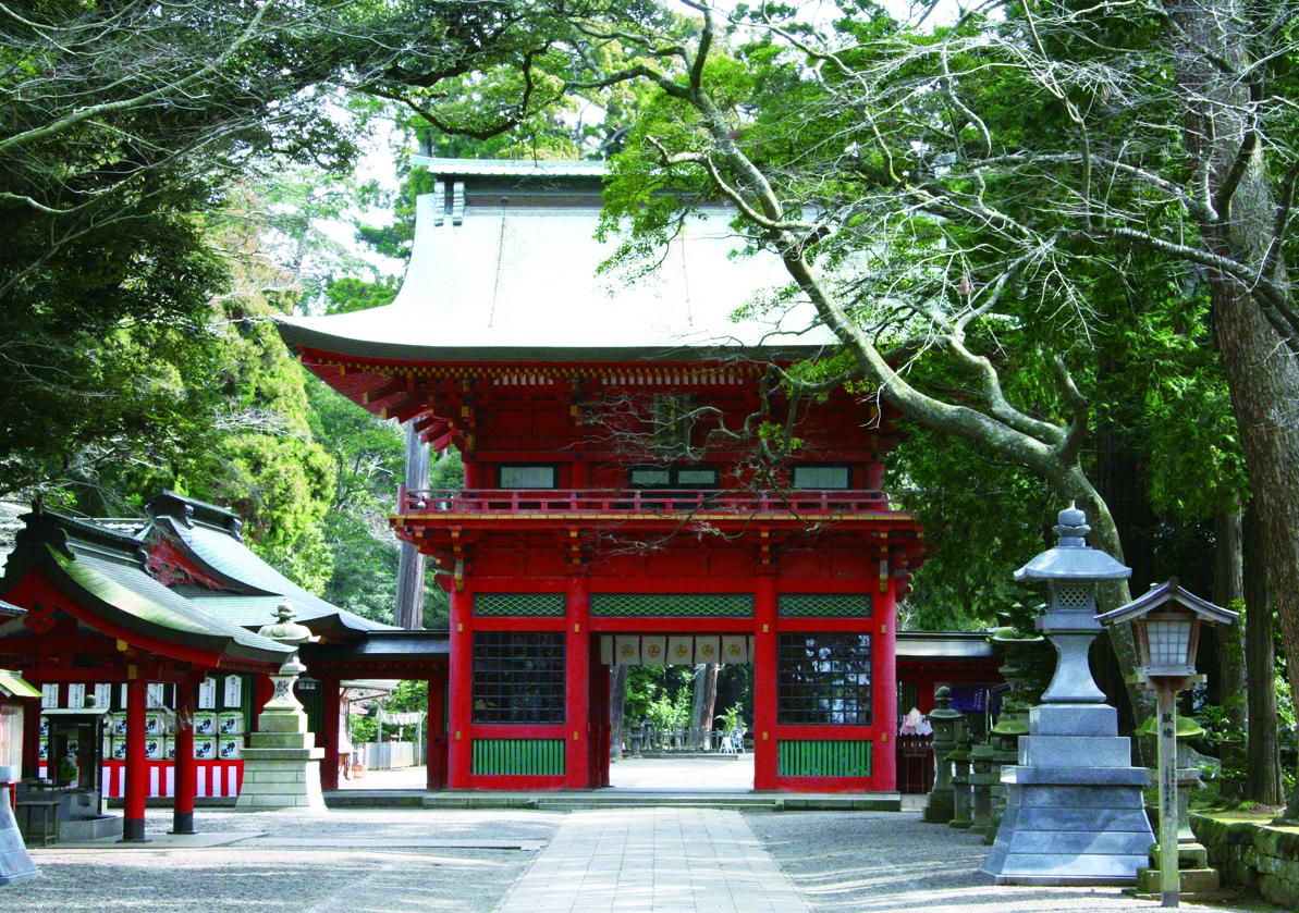 パワースポット 鹿島神宮  ※イメージ