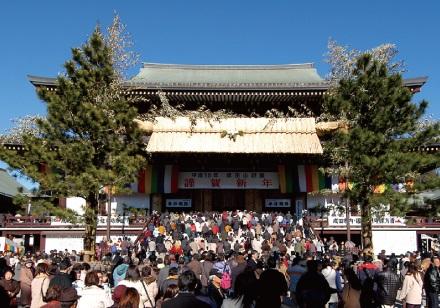 成田山新勝寺(イメージ)