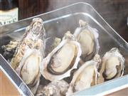 ●牡蠣のガンガン焼き!!