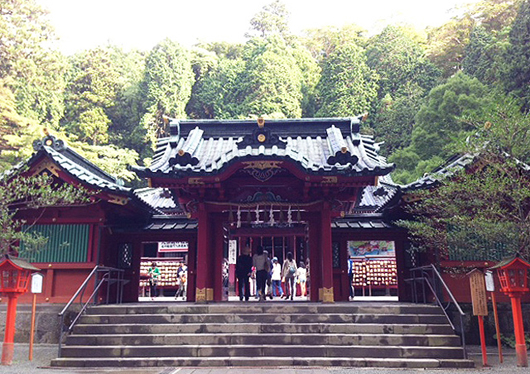 パワースポット『箱根神社』参拝
