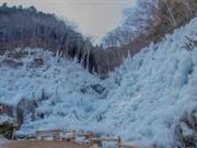 ◆冬の新名所『あしがくぼの氷柱』で冬の感動体験!