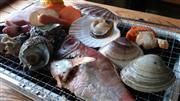 海鮮浜焼き食べ放題  ※イメージ