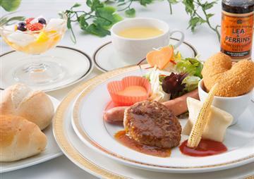 ★ヨーロッパの伝統料理をハートフルに♪  ロックハート城プレートのランチ!