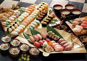 ◆寿司18種類&鮪汁食べ放題!