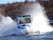 ★山中湖 水陸両用バス★